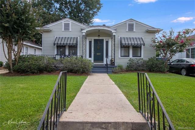 755 Mccormick, SHREVEPORT, LA 71104 (MLS #260638) :: Deb Brittan Team