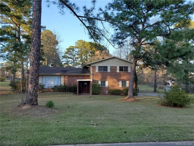 6010 Dianne Street, SHREVEPORT, LA 71119 (MLS #260853) :: Deb Brittan Team