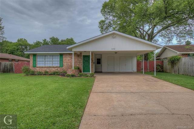 632 Pelican Place, SHREVEPORT, LA 71105 (MLS #264440) :: Deb Brittan Team