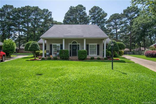 302 Sadie Douglas Circle, SHREVEPORT, LA 71106 (MLS #264446) :: Deb Brittan Team