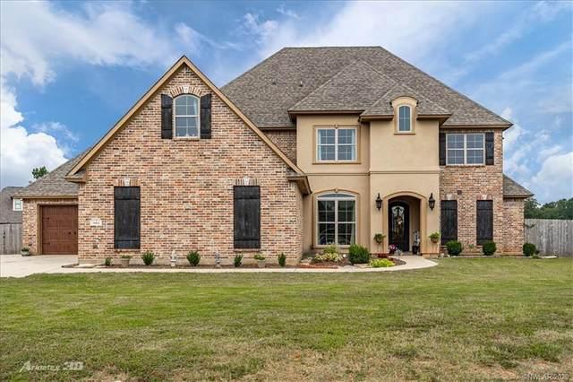 302 Granite Drive, Haughton, LA 71037 (MLS #271755) :: HergGroup Louisiana