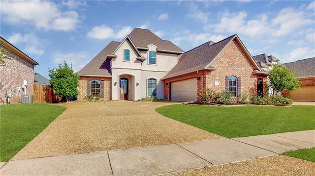 417 Tupelo Drive, Bossier City, LA 71111 (MLS #273704) :: HergGroup Louisiana