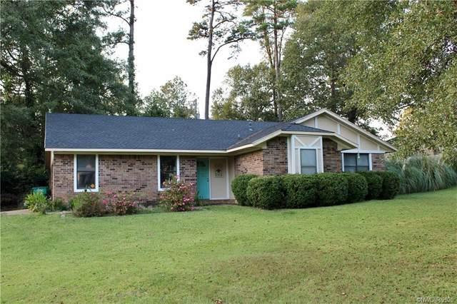 2607 Wildwood Drive, Haughton, LA 71037 (MLS #273775) :: HergGroup Louisiana