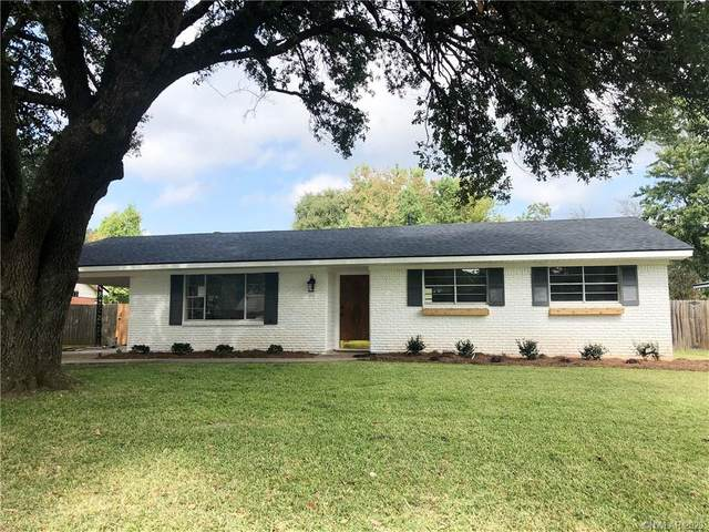 2413 Belmont Boulevard, Bossier City, LA 71111 (MLS #273797) :: HergGroup Louisiana