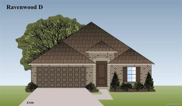350 Camden Hill, Haughton, LA 71037 (MLS #273816) :: HergGroup Louisiana