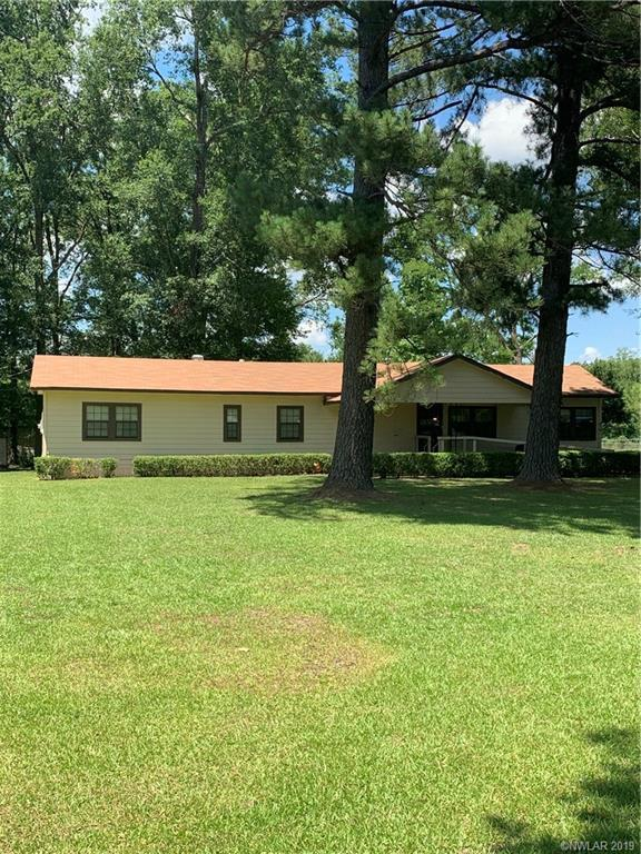870 Barron Road, Keithville, LA 71047 (MLS #247433) :: Deb Brittan Team