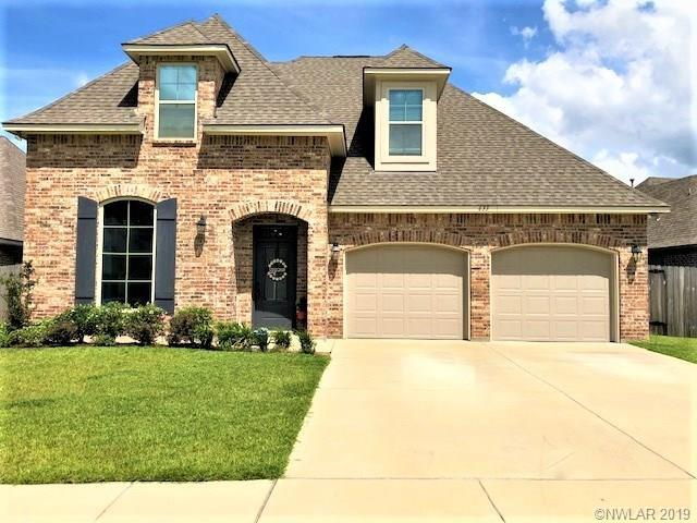 633 Alder Lane, Bossier City, LA 71111 (MLS #248084) :: Deb Brittan Team