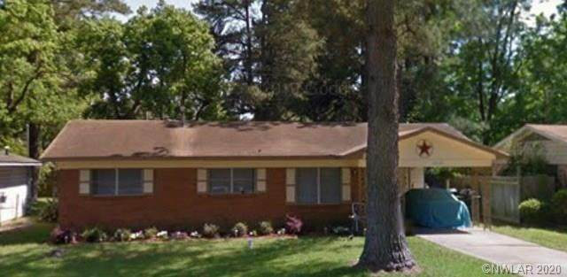 3039 Lakehurst Avenue, SHREVEPORT, LA 71108 (MLS #261466) :: Deb Brittan Team