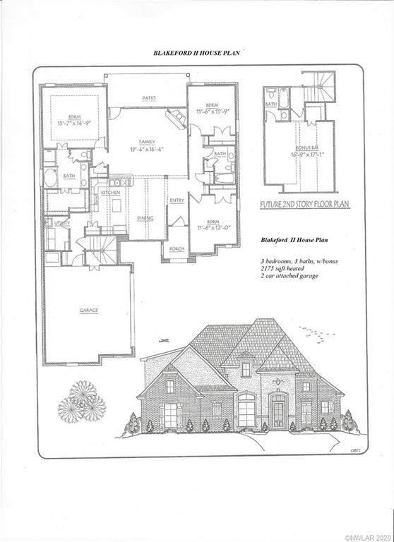 933 Antler Drive, Haughton, LA 71037 (MLS #269860) :: HergGroup Louisiana
