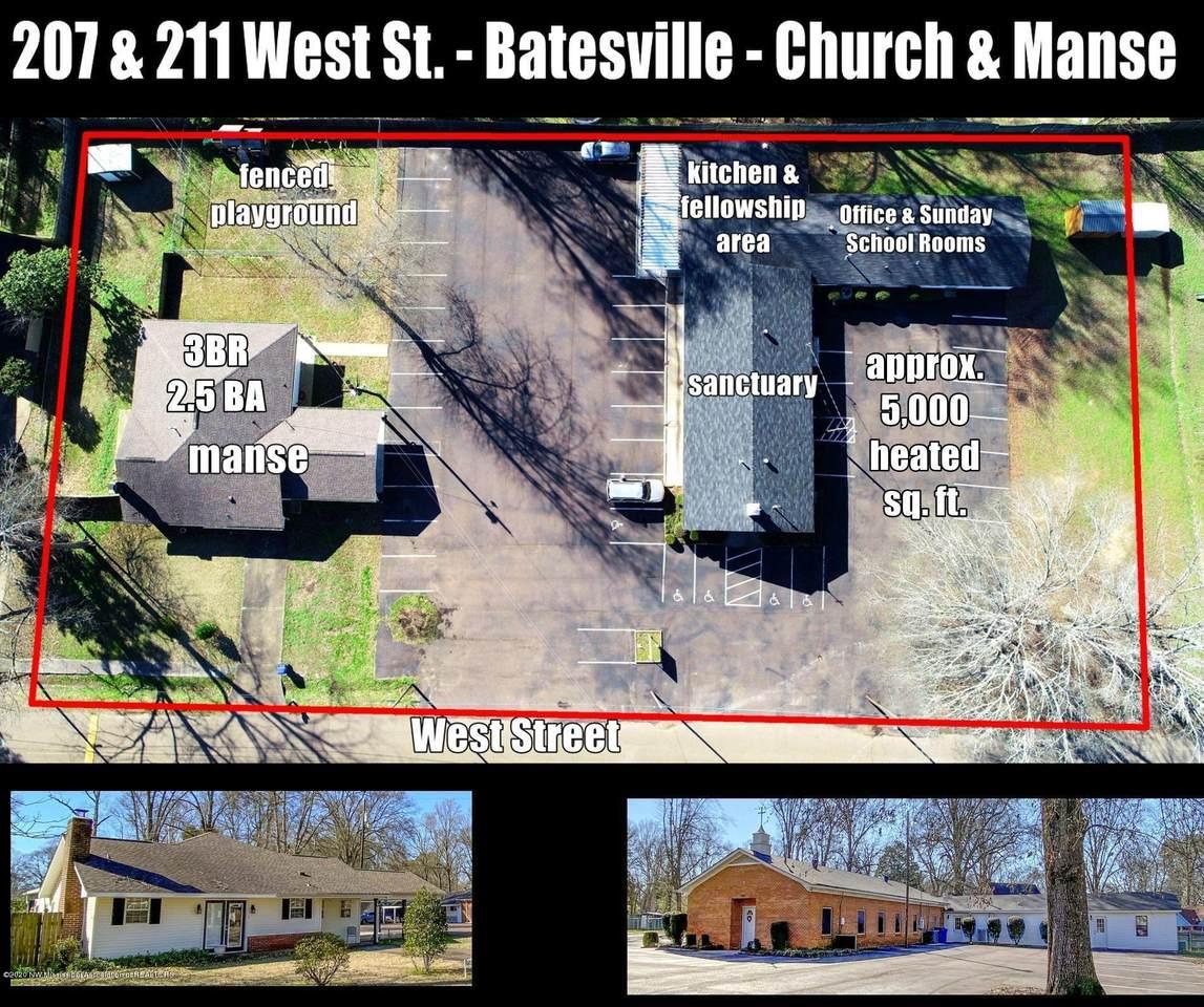 211 & 207 West Street - Photo 1