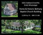 1021 Oakland-Enid Road - Photo 1