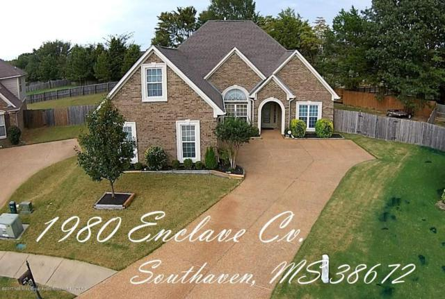 1980 Enclave Cove, Southaven, MS 38672 (#312949) :: Berkshire Hathaway HomeServices Taliesyn Realty