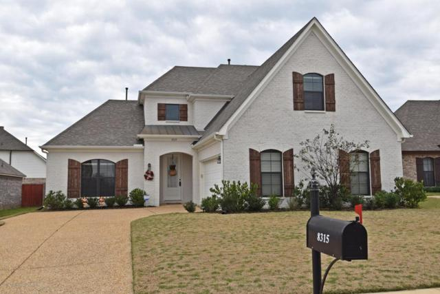 8315 John Wood, Olive Branch, MS 38654 (#313457) :: Eagle Lane Realty