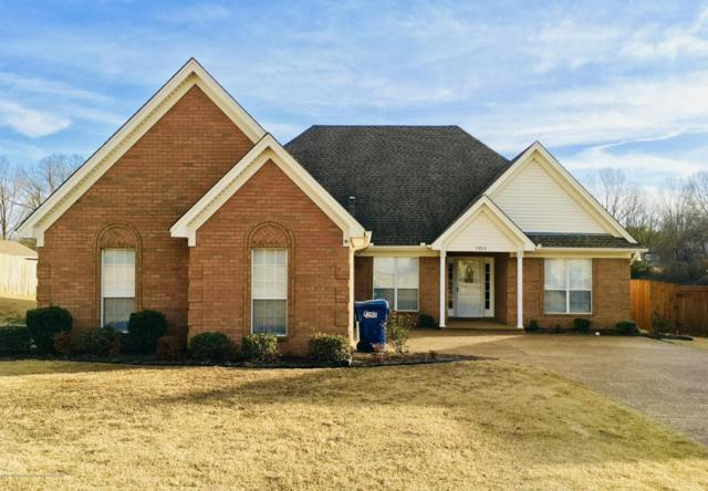 1963 Thomas Street, Horn Lake, MS 38637 (#314856) :: Berkshire Hathaway HomeServices Taliesyn Realty
