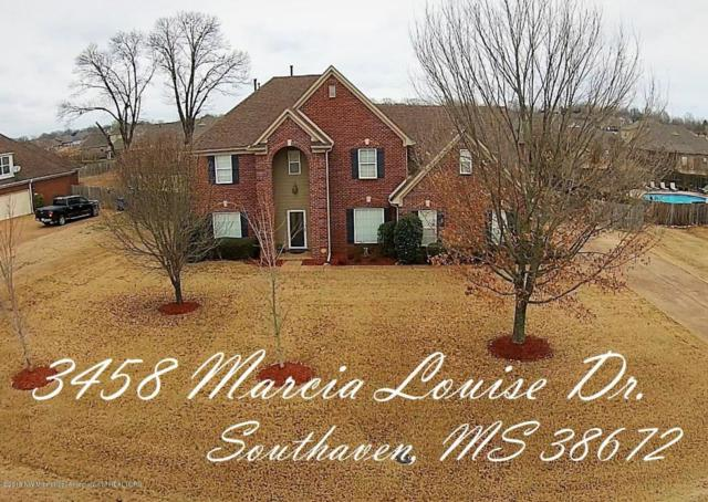3458 Marcia Louise Drive, Southaven, MS 38672 (#314860) :: Berkshire Hathaway HomeServices Taliesyn Realty