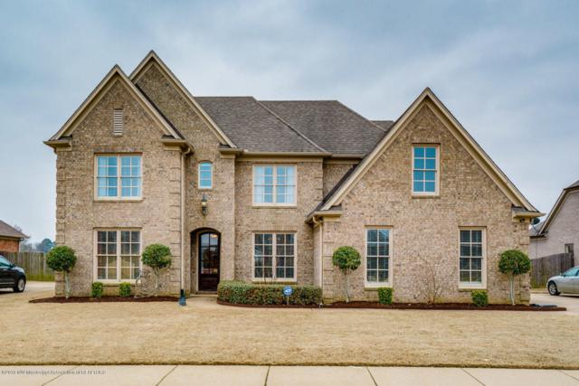 629 Chateau Pointe Boulevard, Southaven, MS 38672 (#314864) :: Berkshire Hathaway HomeServices Taliesyn Realty