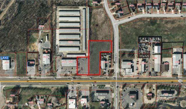 6 W Goodman Road, Horn Lake, MS 38637 (#314875) :: Berkshire Hathaway HomeServices Taliesyn Realty