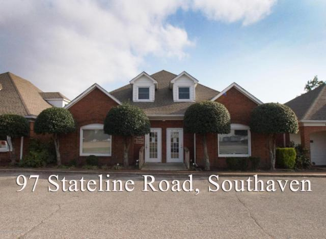 97 E Stateline Road, Southaven, MS 38671 (MLS #315455) :: The Home Gurus, PLLC of Keller Williams Realty