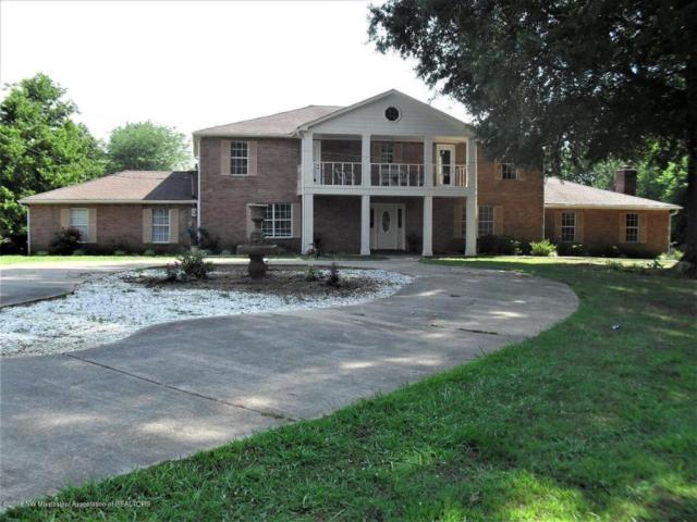 2269 Baptist Road, Nesbit, MS 38651 (#317148) :: Berkshire Hathaway HomeServices Taliesyn Realty