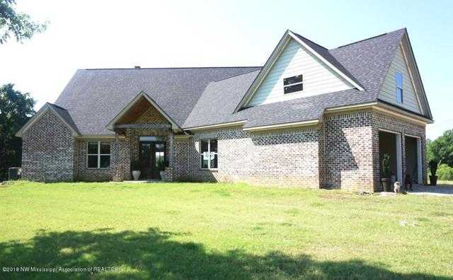 3066 Ob Mcclinton Road, Senatobia, MS 38668 (MLS #317472) :: The Home Gurus, PLLC of Keller Williams Realty