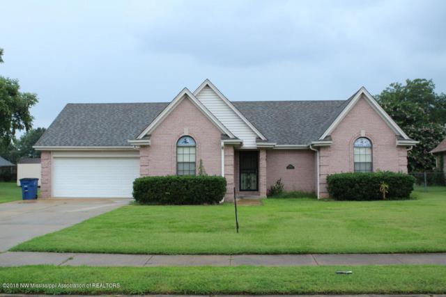 5913 Blocker Street, Olive Branch, MS 38654 (#317797) :: Berkshire Hathaway HomeServices Taliesyn Realty