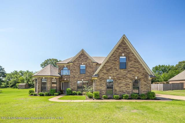 9121 Mitchell's Farm Cove, Olive Branch, MS 38654 (#317799) :: Berkshire Hathaway HomeServices Taliesyn Realty