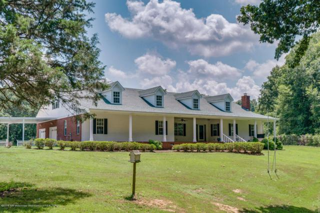 6025 College Road, Olive Branch, MS 38654 (#317809) :: Berkshire Hathaway HomeServices Taliesyn Realty