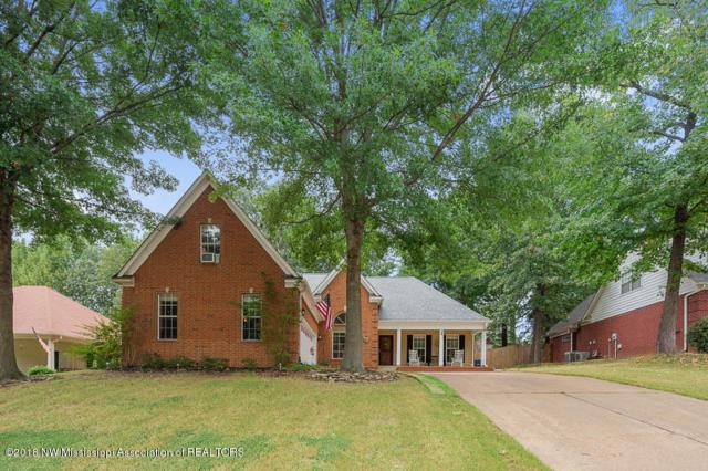 5811 Morganton Drive, Olive Branch, MS 38654 (MLS #318391) :: The Home Gurus, PLLC of Keller Williams Realty