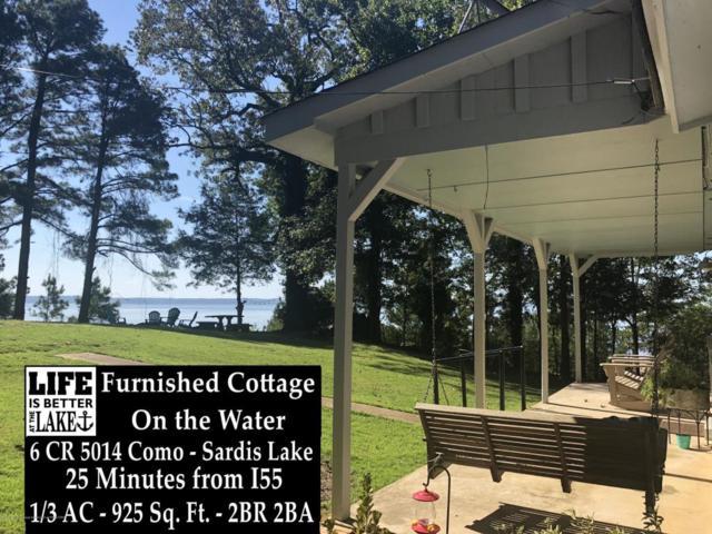 6 County Road 5014, Como, MS 38619 (MLS #319485) :: The Home Gurus, PLLC of Keller Williams Realty