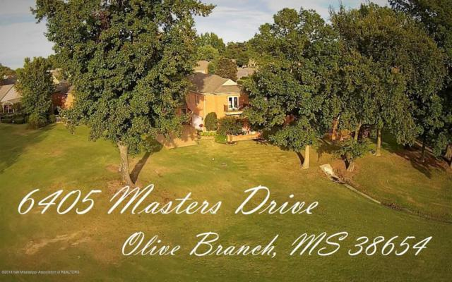 6405 Masters Drive, Olive Branch, MS 38654 (#319589) :: JASCO Realtors®