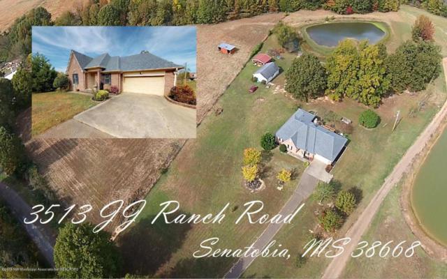3513 J J Ranch Road, Senatobia, MS 38668 (MLS #319830) :: Signature Realty