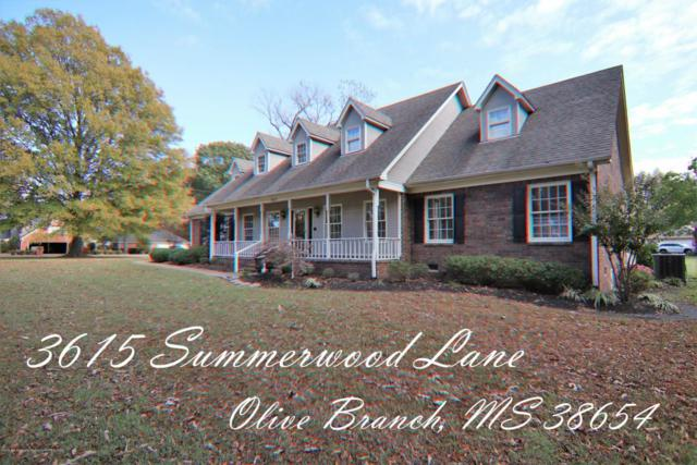 3615 Summerwood Lane, Olive Branch, MS 38654 (MLS #320025) :: Signature Realty