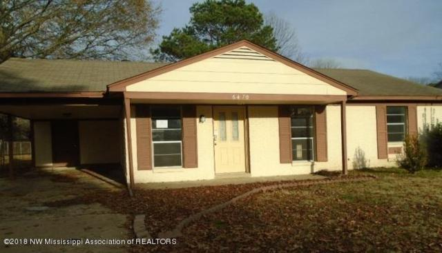 6470 Forest Glen Drive, Horn Lake, MS 38637 (MLS #320468) :: Signature Realty