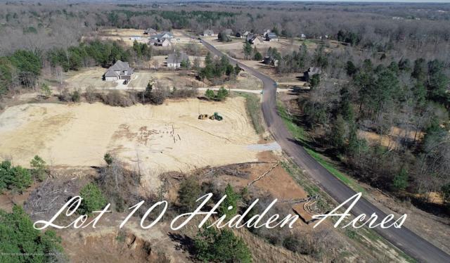 10 Lee Road, Byhalia, MS 38611 (MLS #321722) :: Signature Realty