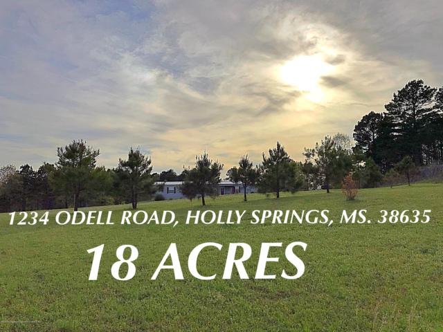 1234 Odell Road, Holly Springs, MS 38635 (#322202) :: Berkshire Hathaway HomeServices Taliesyn Realty