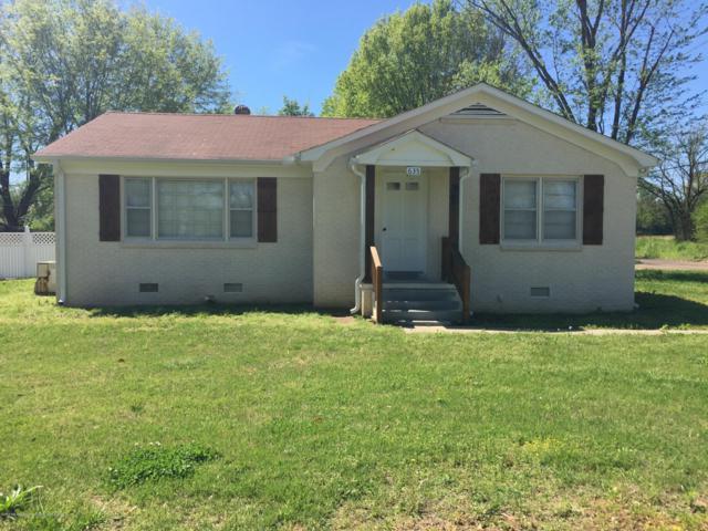 635 Salem Avenue, Holly Springs, MS 38635 (MLS #322255) :: Gowen Property Group | Keller Williams Realty