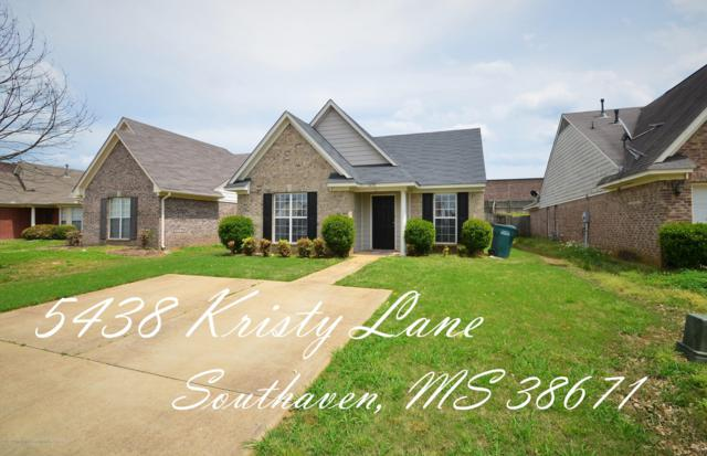 5438 Kristy Lane, Southaven, MS 38671 (MLS #322410) :: Signature Realty