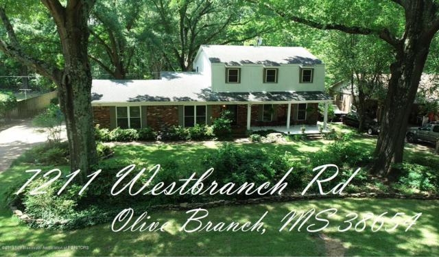 7211 Westbranch Road, Olive Branch, MS 38654 (MLS #322871) :: Signature Realty
