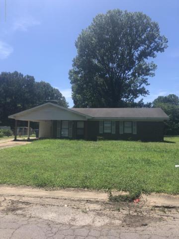 5705 Chickasaw Drive, Horn Lake, MS 38637 (MLS #322977) :: Signature Realty