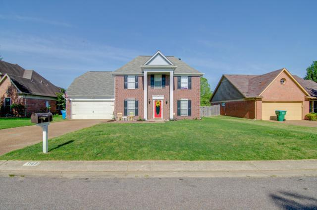 7167 Hunters Forest Drive, Olive Branch, MS 38654 (#322981) :: Berkshire Hathaway HomeServices Taliesyn Realty