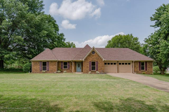 5380 Quail Hollow Drive, Olive Branch, MS 38654 (#322982) :: Berkshire Hathaway HomeServices Taliesyn Realty
