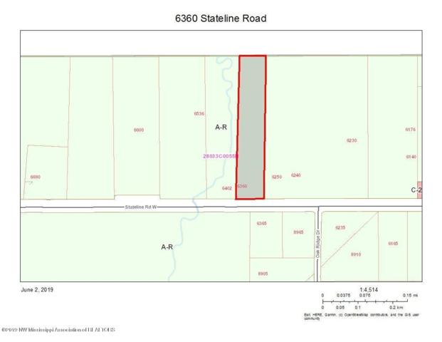 6360 Stateline Road, Walls, MS 38680 (MLS #323143) :: Signature Realty