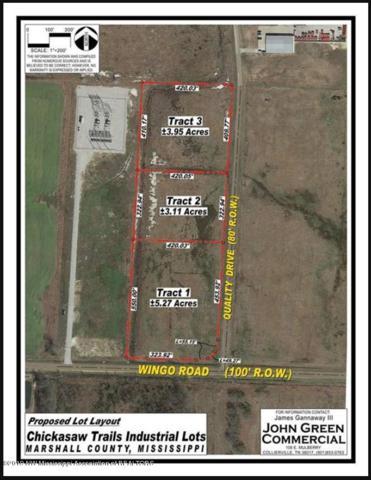 0 Quality Drive, Byhalia, MS 38611 (MLS #323189) :: Gowen Property Group | Keller Williams Realty