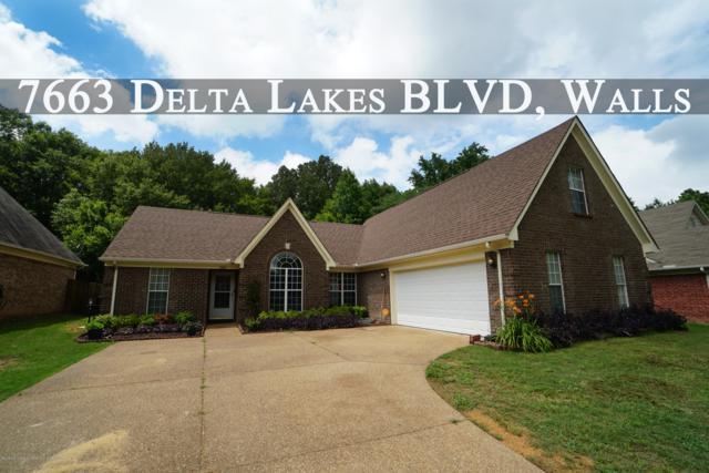 7663 Delta Lakes Boulevard, Walls, MS 38680 (MLS #323239) :: Signature Realty