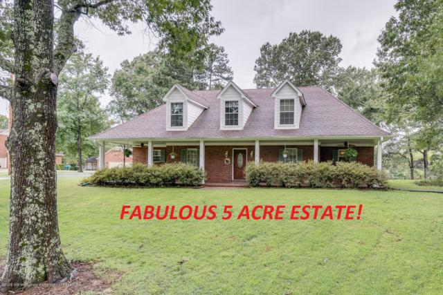 5816 N Rolling Pine Drive, Olive Branch, MS 38654 (#324022) :: Berkshire Hathaway HomeServices Taliesyn Realty