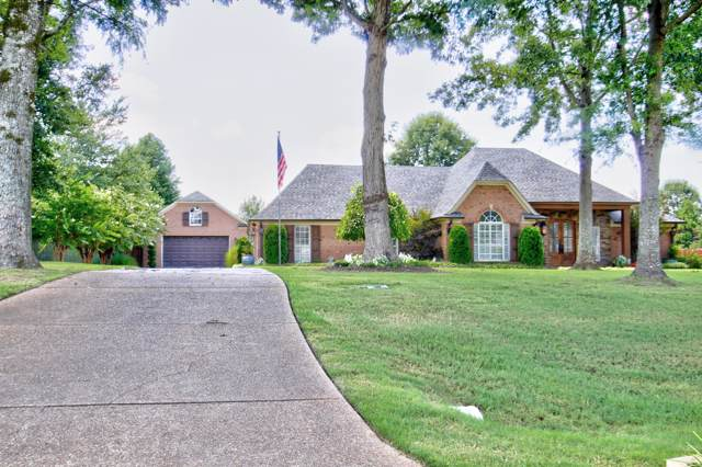 2685 Dickens Place Drive, Southaven, MS 38672 (MLS #324570) :: Gowen Property Group | Keller Williams Realty