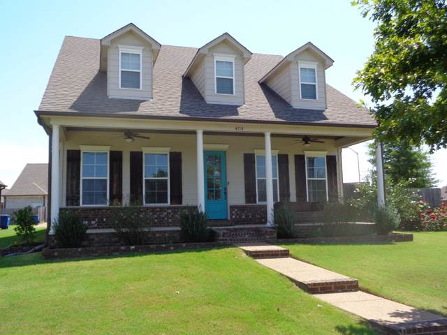 4718 W Dublin, Olive Branch, MS 38654 (MLS #324606) :: Gowen Property Group | Keller Williams Realty