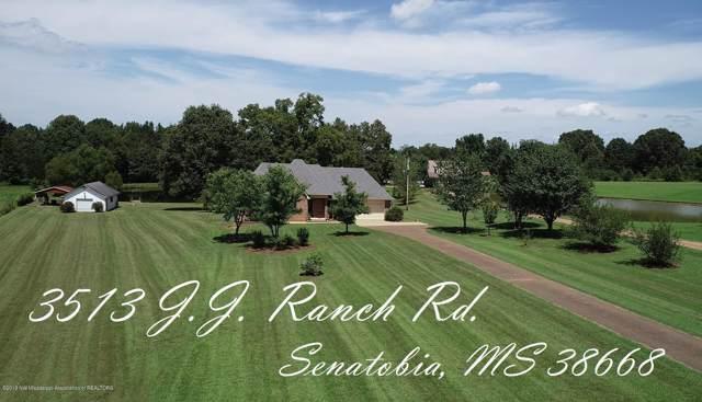 3515 J J Ranch Road, Senatobia, MS 38668 (MLS #324640) :: Signature Realty