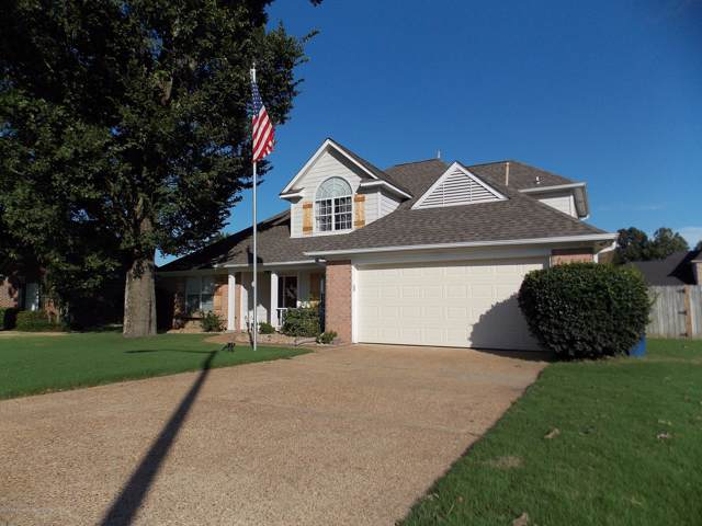 7207 Emily Lane, Olive Branch, MS 38654 (MLS #324709) :: Signature Realty