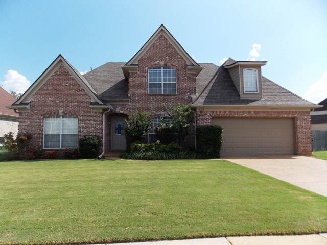 6313 Arboreal Drive, Olive Branch, MS 38654 (MLS #324712) :: Signature Realty
